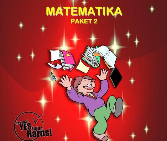Kumpulan Soal Sukses UN SD Matematika Paket 2 dan Jawaban