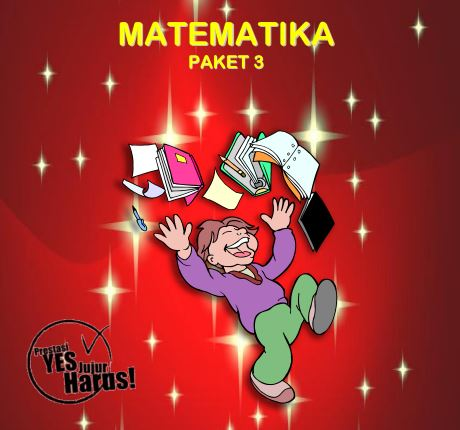 Kumpulan Soal Sukses UN SD Matematika Paket 3 dan Jawaban