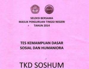 download soal sbmptn 2014 TKD Soshum
