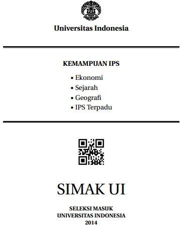 Soal Simak Ui 2014 Kemampuan Ips Paket 2 Untuk Latihan Cari Soal